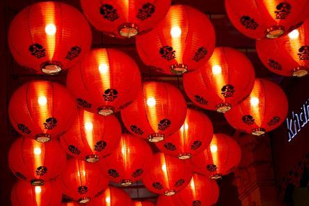 Сквер Свердлова в Нижнем Новгороде украсят китайскими фонариками