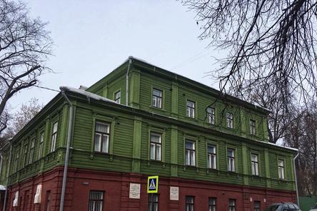 Музей-квартира Горького открылся после реставрации (ФОТО)