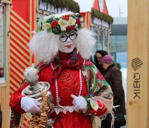 Нижегородцы отметили спортивную Масленицу в «Зимней сказке» - фото 22