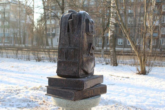 Галоши, ложка, объявление: памятники каким предметам установили в Нижнем Новгороде - фото 5