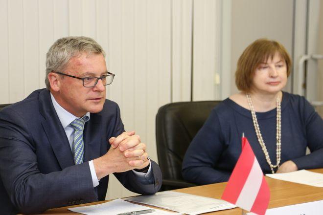 Нижегородская область наращивает товарооборот сАвстрией
