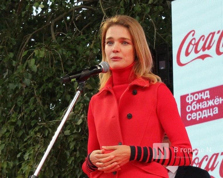 Наталья Водянова расскажет о благотворительности на гала-шоу в честь 800-летия Нижнего Новгорода - фото 1