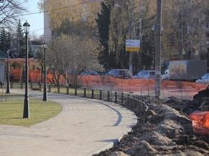 Сквер на Сормовском пятачке откроется после реконструкции