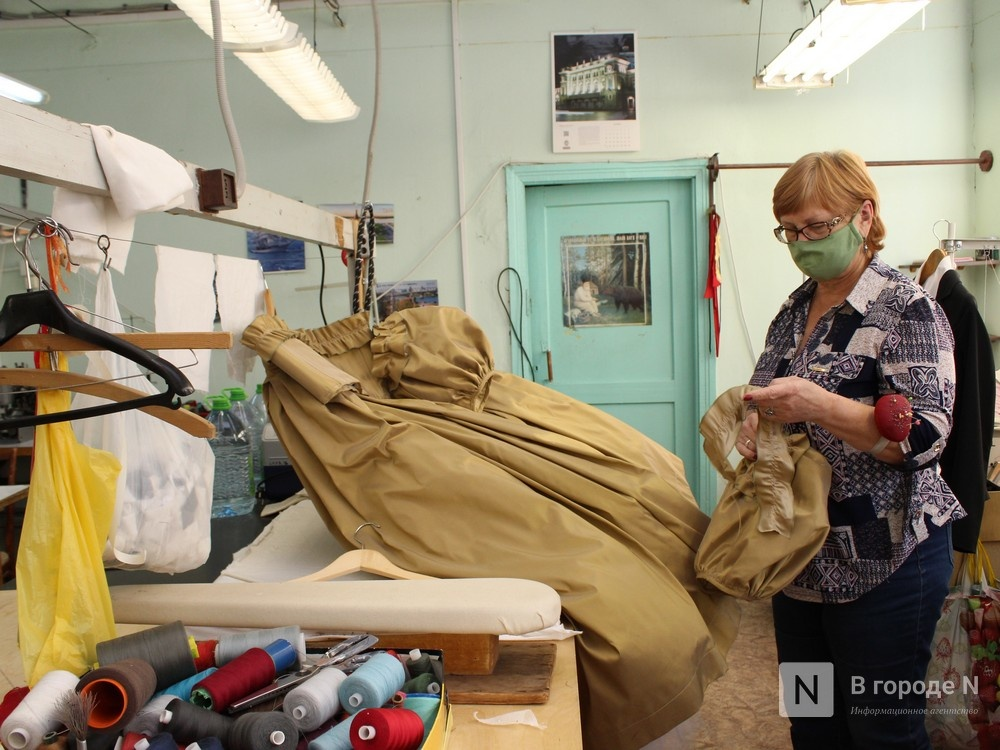 Восемь месяцев без зрителей: чем живет нижегородский театр оперы и балета в пандемию - фото 7