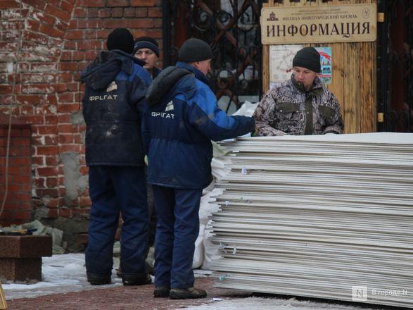 Замкнуть кольцо: как идет реставрация нижегородского кремля - фото 10