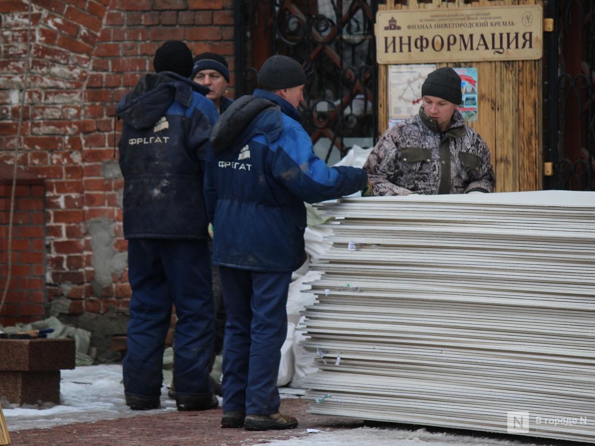 Замкнуть кольцо: как идет реставрация нижегородского кремля - фото 5
