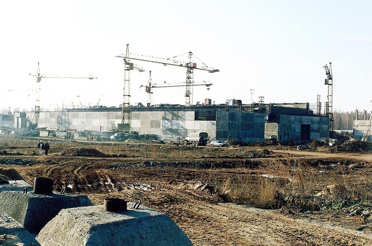 Пять зараженных радиацией мест, не считая Чернобыля - фото 1