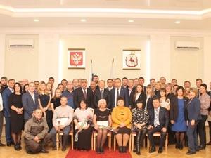В Нижнем Новгороде наградили лучших дорожников