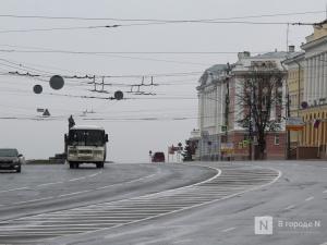 Правила парковки на площади Минина и Пожарского изменятся с 22 июня
