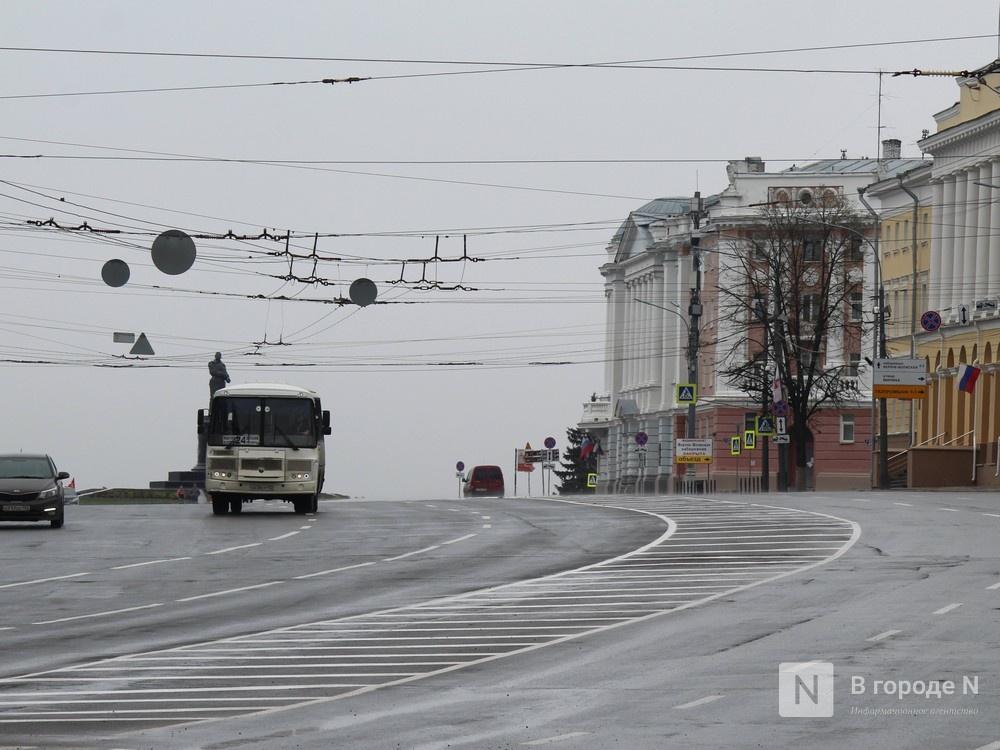 Правила парковки на площади Минина и Пожарского изменятся с 22 июня - фото 1