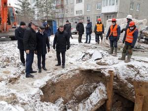 Более 600 метров аварийного коллектора реконструировали в Нижнем Новгороде