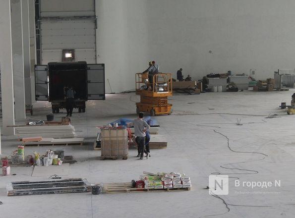 Павильон с движущимися пилонами откроется на Нижегородской ярмарке в апреле - фото 4