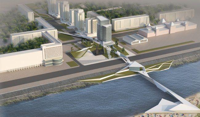 Нижегородские архитекторы представили концепцию благоустройства площади Ленина - фото 2