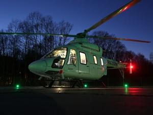 75 нижегородцев эвакуировала санавиация с начала года