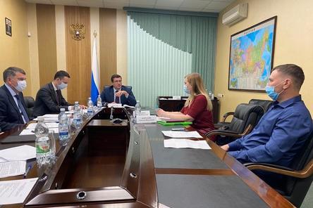 Подрядчик увеличил темпы достройки ЖК «Новинки Smart City»