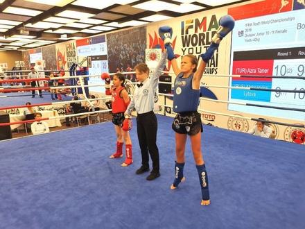 Тайские боксеры из Нижнего Новгорода завоевали медали на мировом первенстве