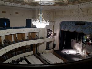 Волонтеры политеха знакомят нижегородцев с инженерным закулисьем театра