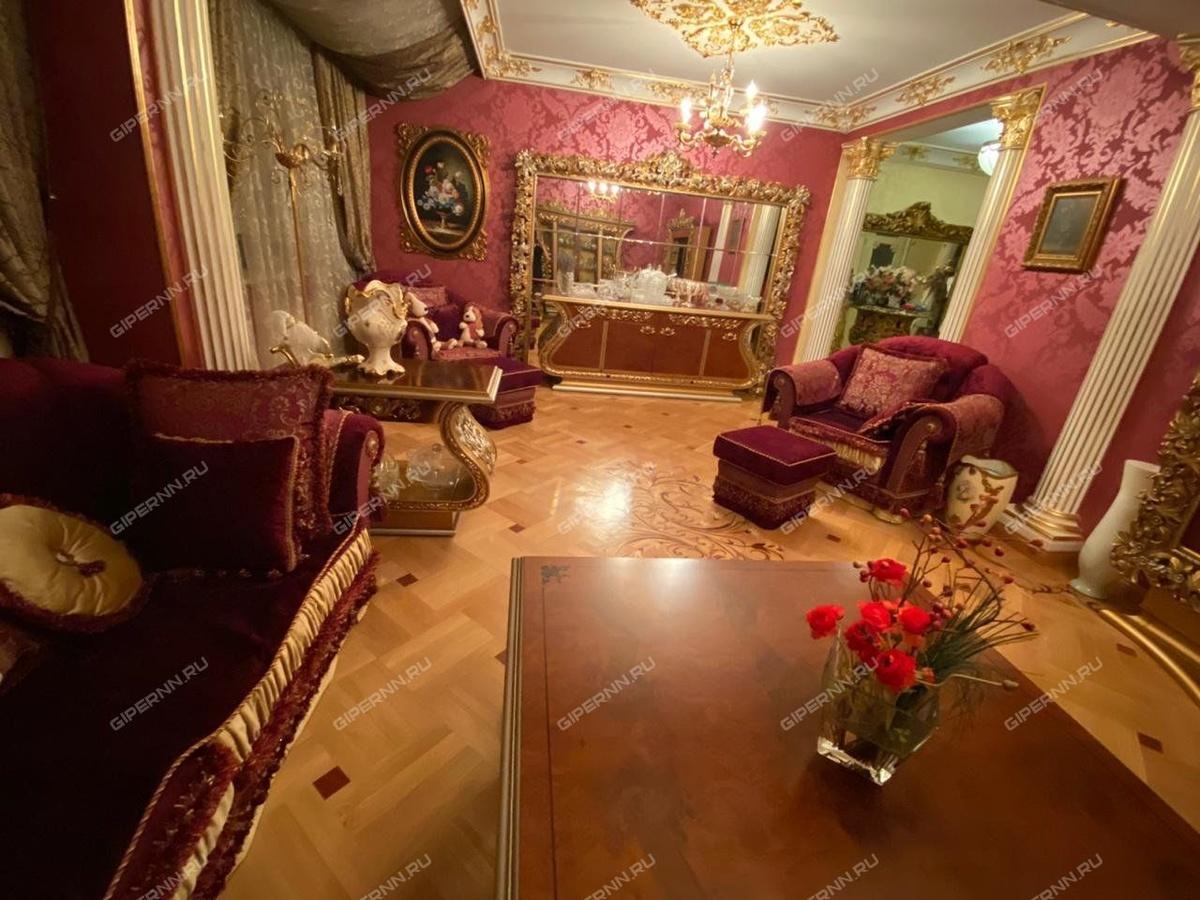 Квартиру с «королевскими» интерьерами продают за 40 млн рублей в Нижнем Новгороде - фото 1