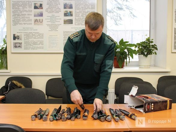 """Крокодил в багаже: нижегородские таможенники показали """"шедевры"""" контрабанды - фото 12"""