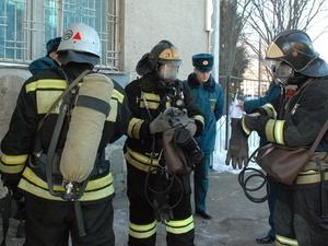 19 пожарных тушили горящую пятиэтажку в Сормове