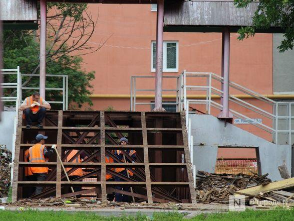 Благоустройство «Красной горки» на улице Усилова началось несмотря на путаницу с проектами - фото 24