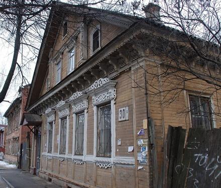 Исторические дома в квартале церкви Трех Святителей отреставрируют за счет внебюджетных средств